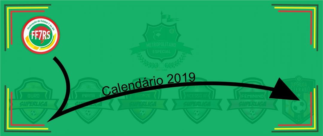 Calendario 2019 Rio Grande Do Sul.Federacao De Futebol 7 Do Rio Grande Do Sul